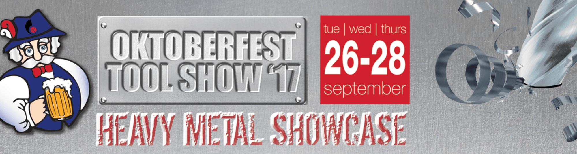 Go to Oktoberfest Tool Show
