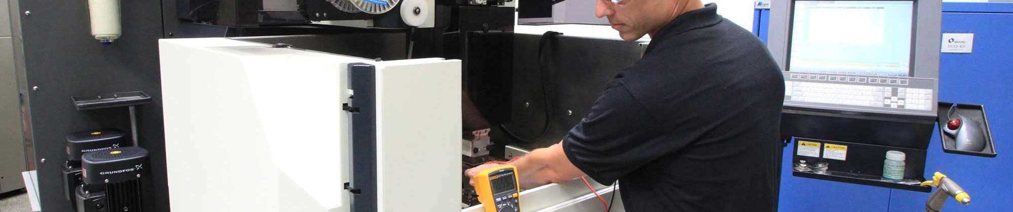 CNC Machine Tool PM | Lathe + Milling Machine Preventive Maintenance