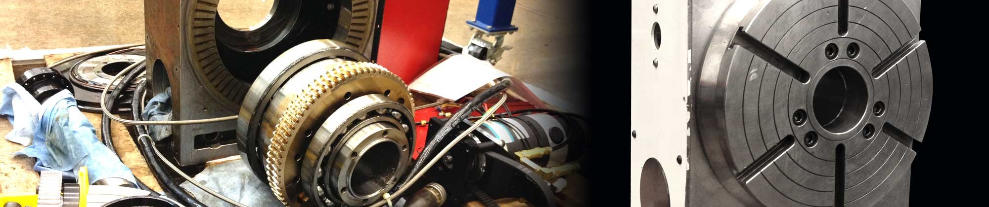 Rotary Table Repair Services