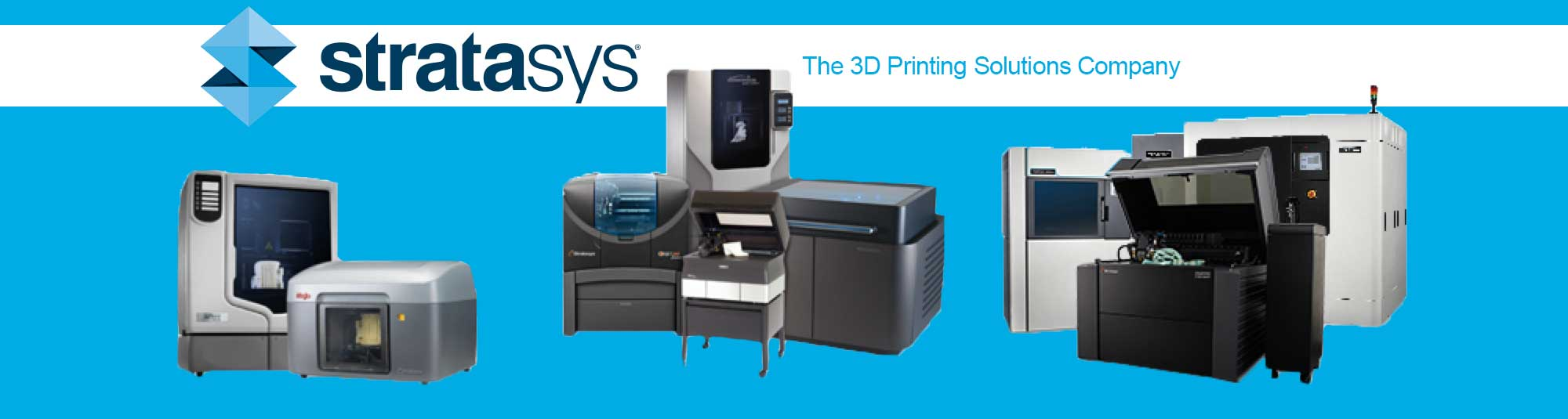 We Now Sell Stratasys!