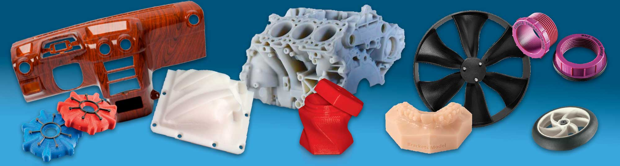 3D Printing & Additive Manufacturing