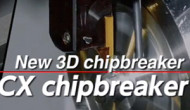 NTK CX 3D Chipbreaker