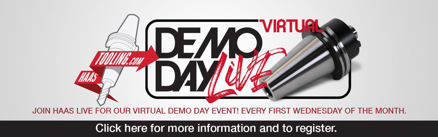 Haas Demo Day Banner