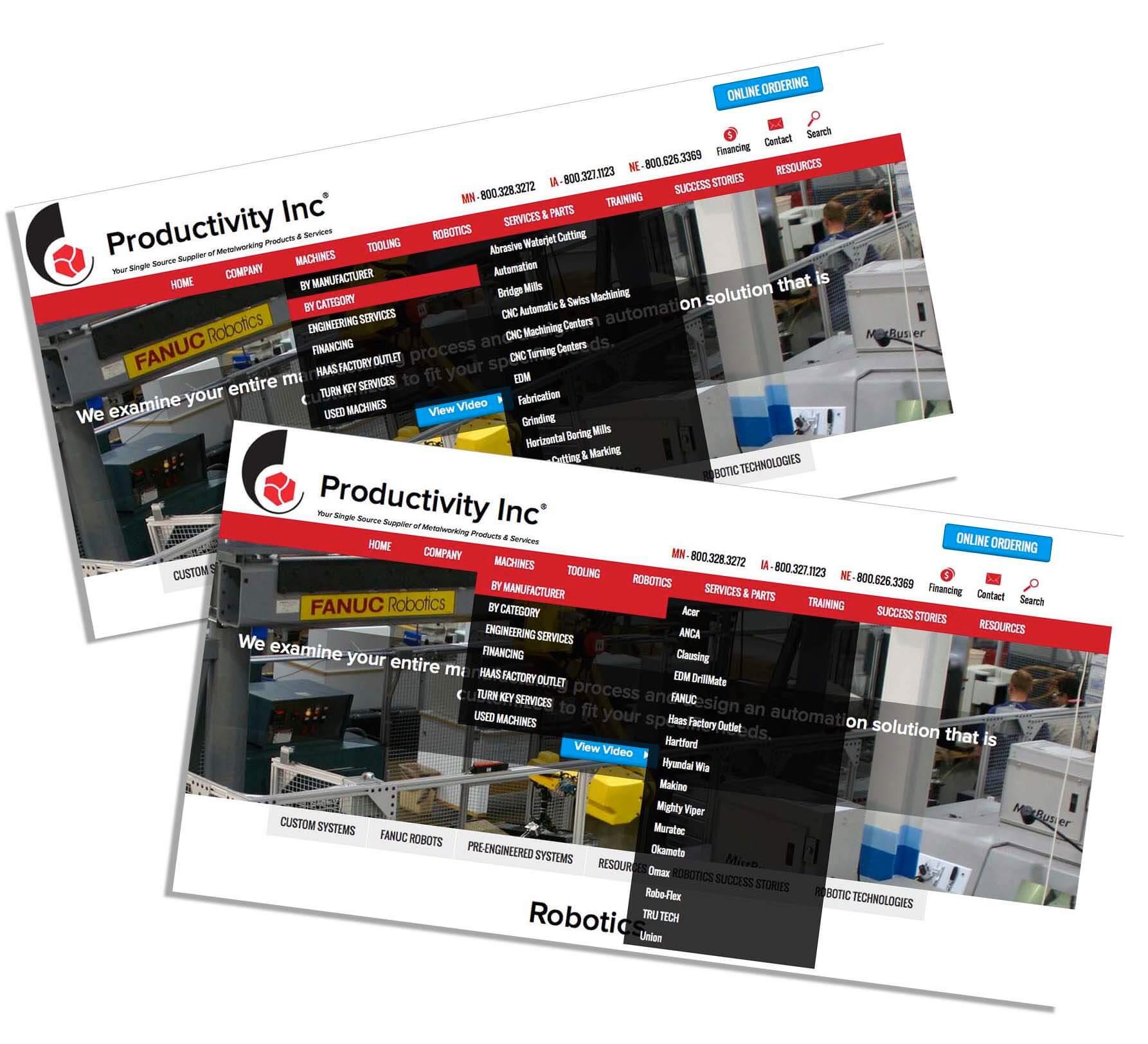 productivity machine tools