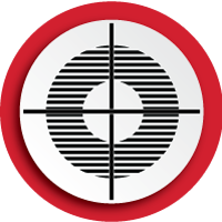 Dimensional inspection icon