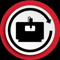 Used machines icon
