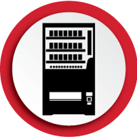 Vending systems icon