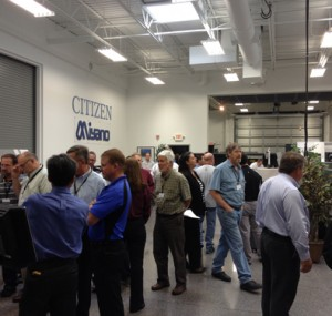 Citizen products at Oktoberfest Tool Show