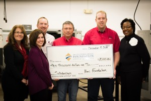 Gene Haas Foundation Productivity S Central College
