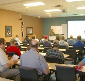 Lecture at the Oktoberfest Tool Show