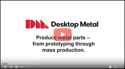 Productivity Desktop Metal Video