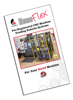 RoboFlex Flexible Manufacturing Systems Brochure Image Thumbnail