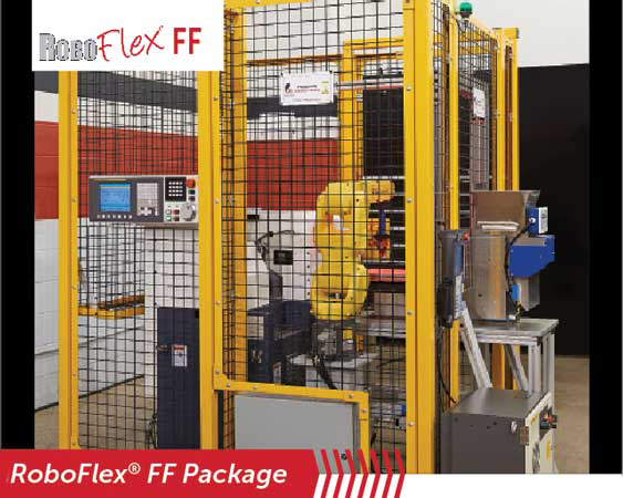 Productivity RoboFlex Value Package Pre-Engineered System