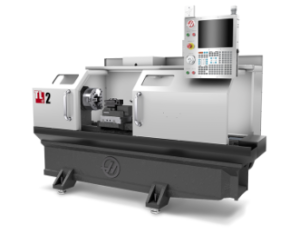 Haas CNC Lathe Machine