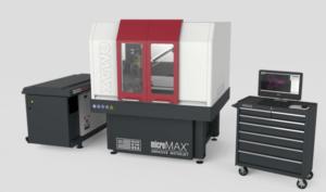 Omax MicroMax JetMachining Abrasive Waterjet