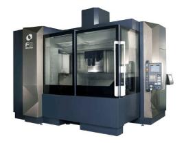 Makino Machine Tool Vertical 3-Axis Machine