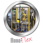 Productivity RoboFlex Pre-Engineered Systems Button