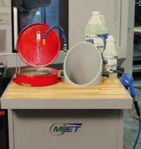 Mijet Parts Cleaning System