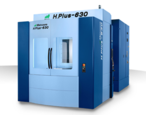 Matsuura Multi-Axis H.Plus-630 Horizontal Machining Center