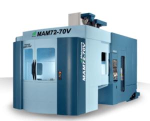 Matsuura 5-Axis MAM72-70V Machining Center