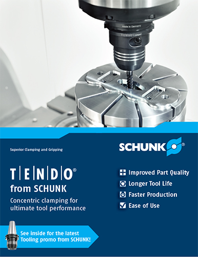 TENDO from Schunk