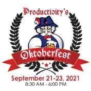 Productivity Oktoberfest Tool Show Logo